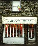 The First Lakeland Bear Shop