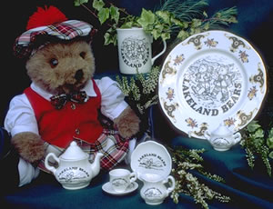 Lakeland Bear Tea Set